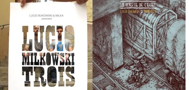 Lucio bukowski albums