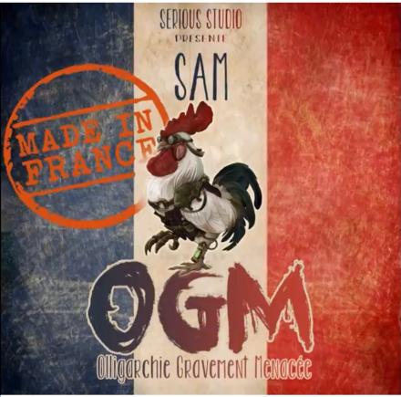 Sam - OGM - Oligarchie gravement menacée serious studio innoscence